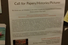 Call for papers Hauptbucherei Wien