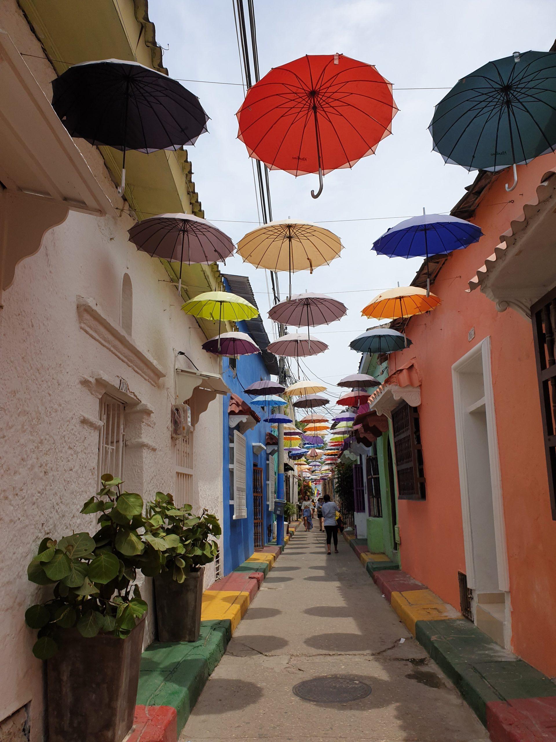 Cartagena de Indias, barrio Getsemaní, julio 2019